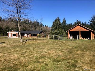 Lewis County Single Family Home Contingent: 128 Horizon Lane