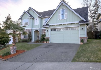 Federal Way Single Family Home For Sale: 823 SW 355th Ct