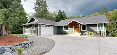 Sedro Woolley Single Family Home For Sale: 19507 Parson Creek Rd