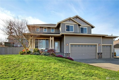 Stanwood Single Family Home For Sale: 28316 72nd Dr NW