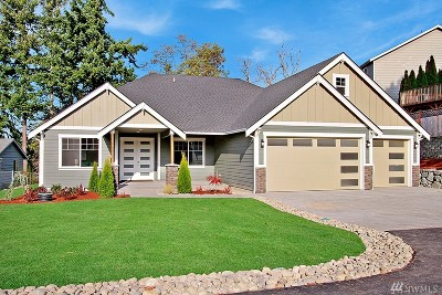 Steilacoom Single Family Home For Sale: 303 View Rd