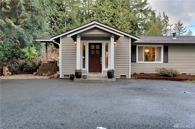 Woodinville Single Family Home For Sale: 23008 75th Ave SE