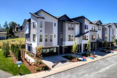 Lynnwood Condo/Townhouse For Sale: 15624 Meadows (Cv2#b2) Rd #2003