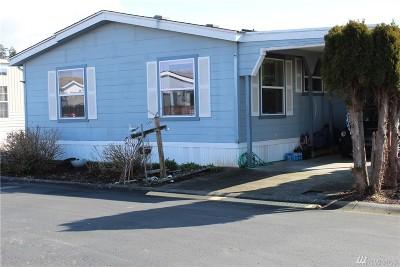 Birch Bay Single Family Home For Sale: 4751 Birchbay Lynden Rd #161