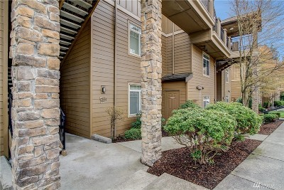 Bothell Condo/Townhouse For Sale: 18930 Bothell Everett Highway #G102