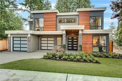 Kirkland Single Family Home For Sale: 5531 114th Ave NE