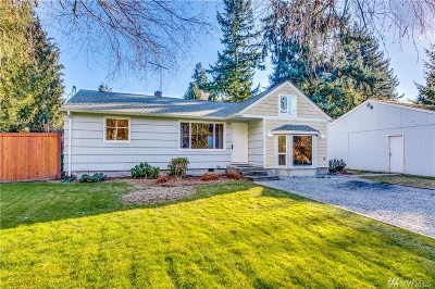 Federal Way Single Family Home For Sale: 31570 55th Ave SW