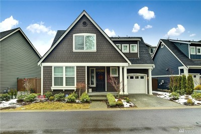 Bothell Single Family Home For Sale: 18326 44th Dr SE