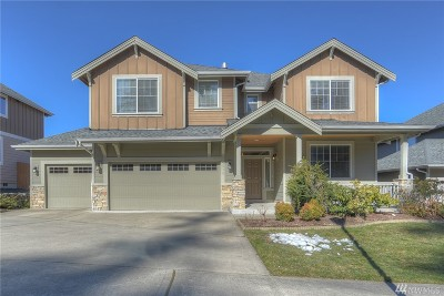 Olympia Single Family Home For Sale: 3938 19th Ave NE