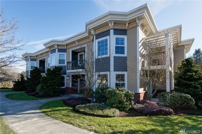 Bellingham Condo/Townhouse For Sale: 1310 Old Fairhaven Pkwy #101