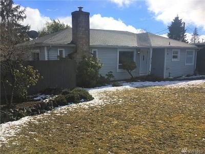 Shelton Single Family Home Pending Inspection: 317 W