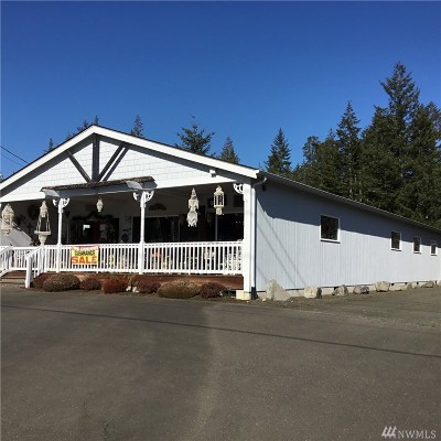 Mason County Commercial For Sale: 1085 E Pickering Rd