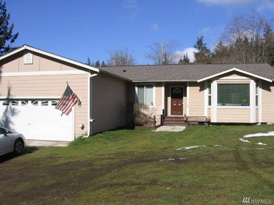 Langley Single Family Home Sold: 5343 Emil Rd