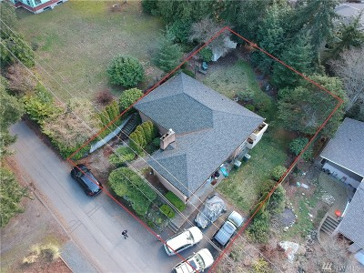 Edmonds Single Family Home For Sale: 7300 176th St SW