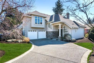 Mercer Island Single Family Home For Sale: 8467 SE 69th Place