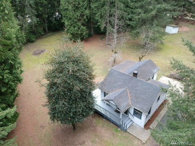 Gig Harbor Single Family Home For Sale: 13610 118th Ave NW