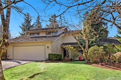 Redmond Single Family Home For Sale: 6415 156th Place NE