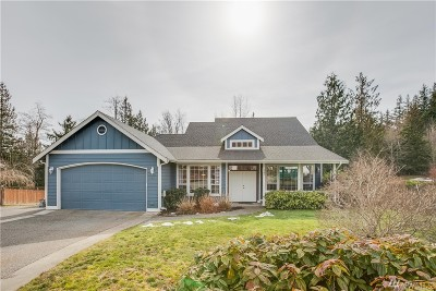 Bellingham Single Family Home For Sale: 1911 Benton Ct