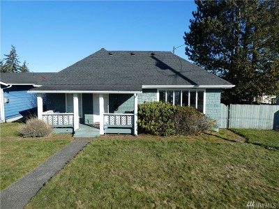 La Conner, Anacortes Single Family Home For Sale: 1104 19th Street