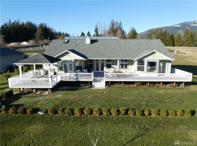 Sedro Woolley Single Family Home Contingent: 24054 Trinity Lane