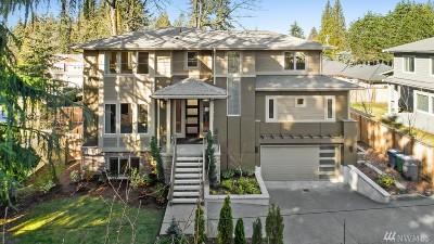 Kirkland Single Family Home For Sale: 12722 NE 80th Lane