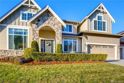 Bothell Single Family Home Contingent: 3417 223rd Place SE