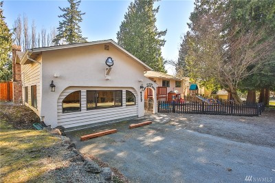 Lynnwood Single Family Home For Sale: 4117 Serene Wy