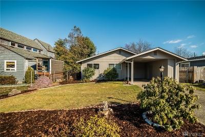 Tacoma Single Family Home For Sale: 4823 N Vassault