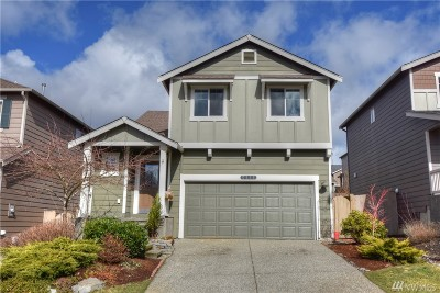 Tumwater Single Family Home Pending Inspection: 2452 Ridge Gate Lane SW