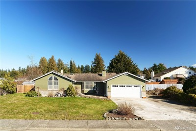 Mount Vernon Single Family Home Pending: 304 S 30th Place