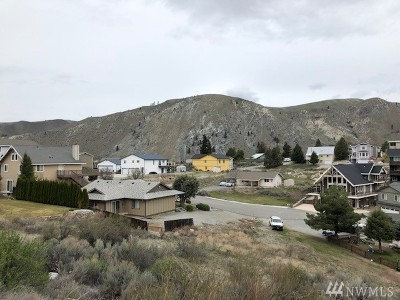 Chelan, Chelan Falls, Entiat, Manson, Brewster, Bridgeport, Orondo Residential Lots & Land For Sale: 285 E Marine View Dr