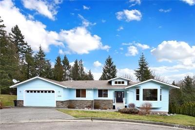 Single Family Home For Sale: 3380 Opal Terr