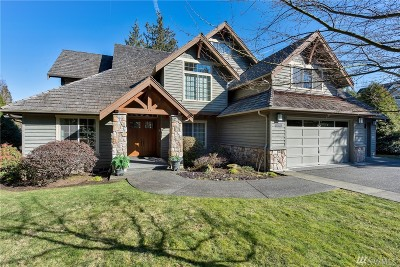 Whatcom County Single Family Home For Sale: 8746 Bufflehead Ct