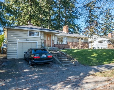 Shoreline Single Family Home For Sale: 19009 Meridian Ave N