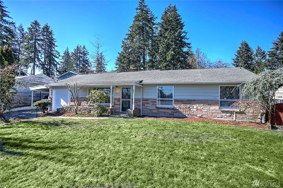 Shoreline Single Family Home For Sale: 16715 Ashworth Ave N