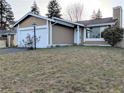 Tacoma Single Family Home For Sale: 8122 S Cushman Ave