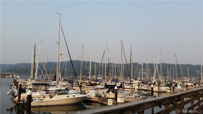 Gig Harbor Condo/Townhouse For Sale: 3901 Harborview #B-25