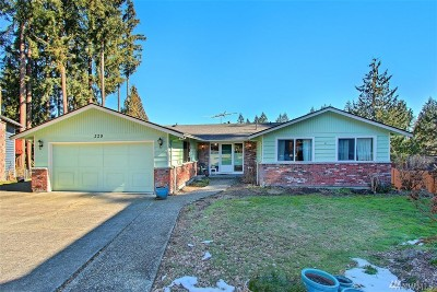 Bothell Single Family Home For Sale: 229 155th Place SE