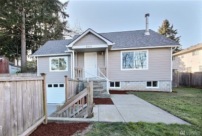 Renton Single Family Home For Sale: 3515 Meadow Ave N