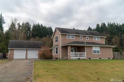 Rochester Single Family Home Pending: 9527 185th Ave SW