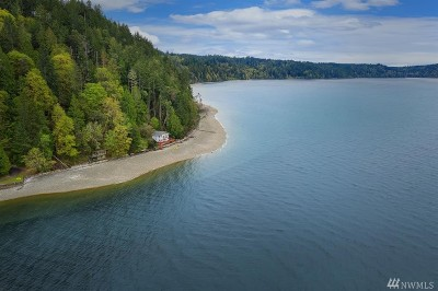 Single Family Home For Sale: 19840 NW Stavis Bay Rd