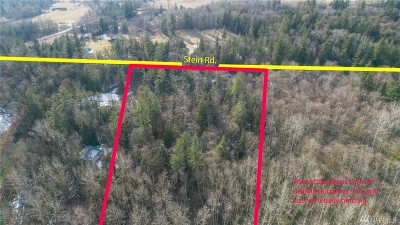 Custer Residential Lots & Land For Sale: 9092 Stein Rd