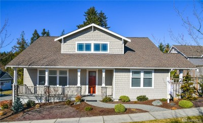 Anacortes Single Family Home Pending: 2604 Fir Crest Blvd