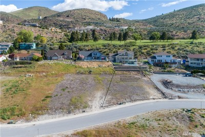Chelan, Chelan Falls, Entiat, Manson, Brewster, Bridgeport, Orondo Residential Lots & Land For Sale: 109 Hillcrest Place