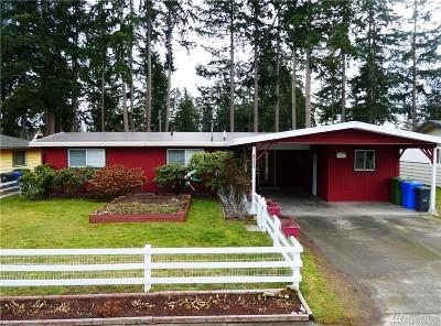 Oak Harbor Single Family Home Pending Inspection: 1865 NE 8th Ave