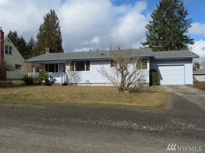 Olympia Single Family Home Pending: 1636 Conger Ave NW