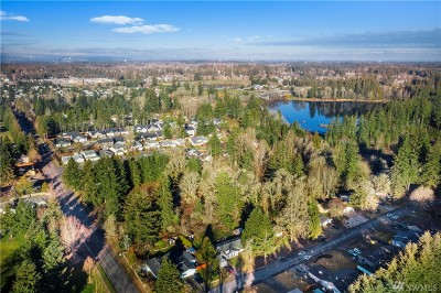 Olympia, Tumwater, Lacey Residential Lots & Land For Sale: 54th Ave SE