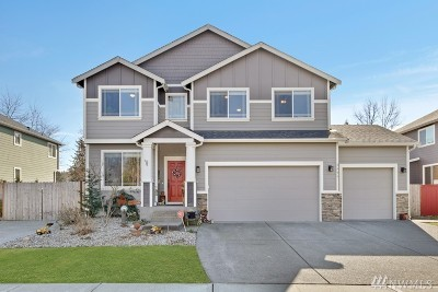 Puyallup Single Family Home Contingent: 2406 11th Av Ct SE