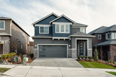 Bothell Single Family Home Contingent: 1209 199th St SE #ARV53