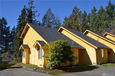 Gig Harbor Condo/Townhouse Pending: 12904 62nd Ave NW #B-1